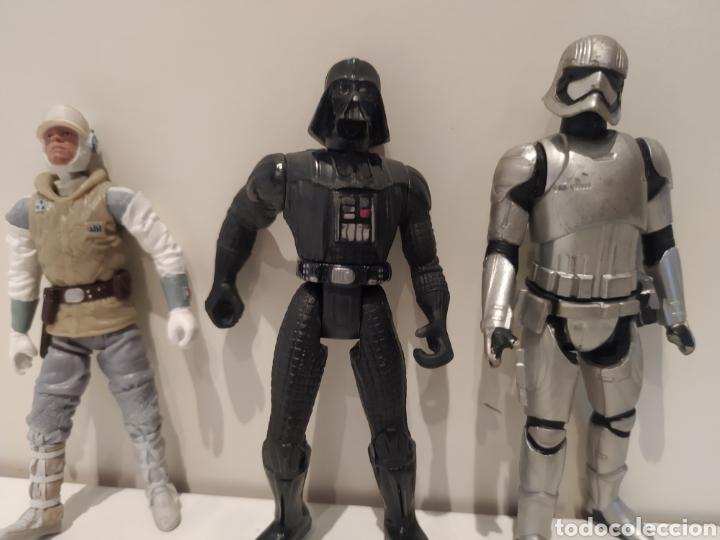 Figuras y Muñecos Star Wars: Lote de figuras de Star wars - Foto 3 - 265555509