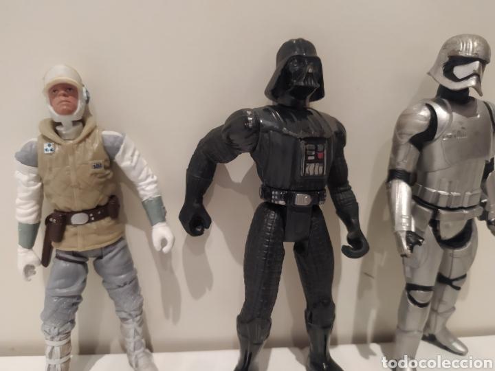 Figuras y Muñecos Star Wars: Lote de figuras de Star wars - Foto 4 - 265555509