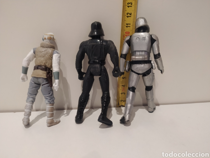 Figuras y Muñecos Star Wars: Lote de figuras de Star wars - Foto 5 - 265555509