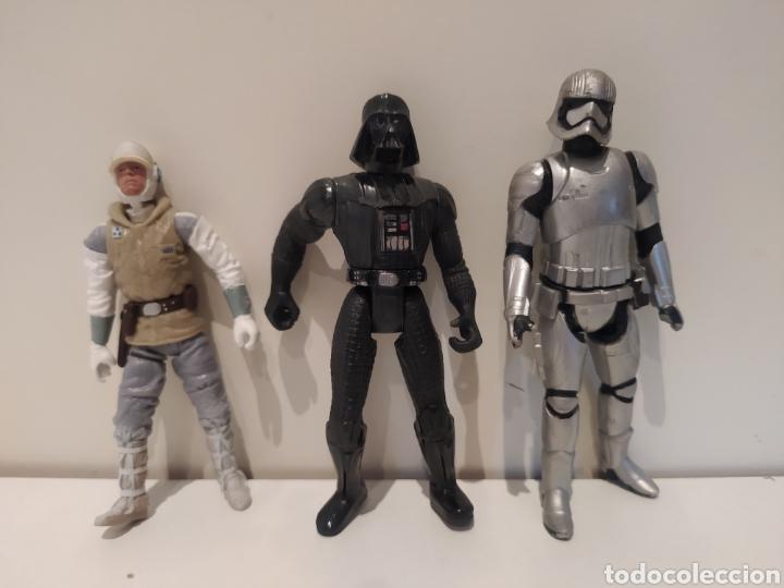 LOTE DE FIGURAS DE STAR WARS (Juguetes - Figuras de Acción - Star Wars)