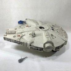 Figuras y Muñecos Star Wars: STAR WARS - NAVE HALCÓN MILENARIO - KENNER - CINCINNATI , OHIO - 45202 - AÑO 1979 - 53 X 42 CM. Lote 265709399