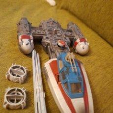 Figuras y Muñecos Star Wars: STAR WARS HASBRO Y-WING. Lote 265785139