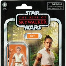 Figurines et Jouets Star Wars: STAR WARS VINTAGE COLLECTION REY VC156. Lote 266199148