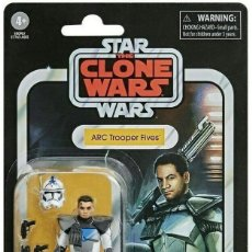 Figurines et Jouets Star Wars: STAR WARS VINTAGE COLLECTION ARC CLONE TROOPER FIVES VC172. Lote 266199478