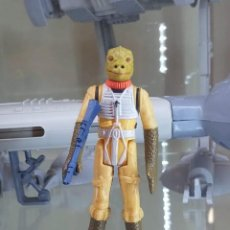 Figuras y Muñecos Star Wars: BOSSK VARIANTE CABEZA VERDE - LFL 1980 HONG KONG - STAR WARS VINTAGE KENNER. Lote 267076079