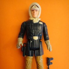 Figurines et Jouets Star Wars: FIGURA STAR WARS HAN SOLO HOTH OUTFIT 1980 KENNER VINTAGE .. Lote 267126514