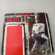 Figuras y Muñecos Star Wars: STAR WARS TROZO CARTON DEL BLISTER AT-ST DRIVER. Lote 267132649