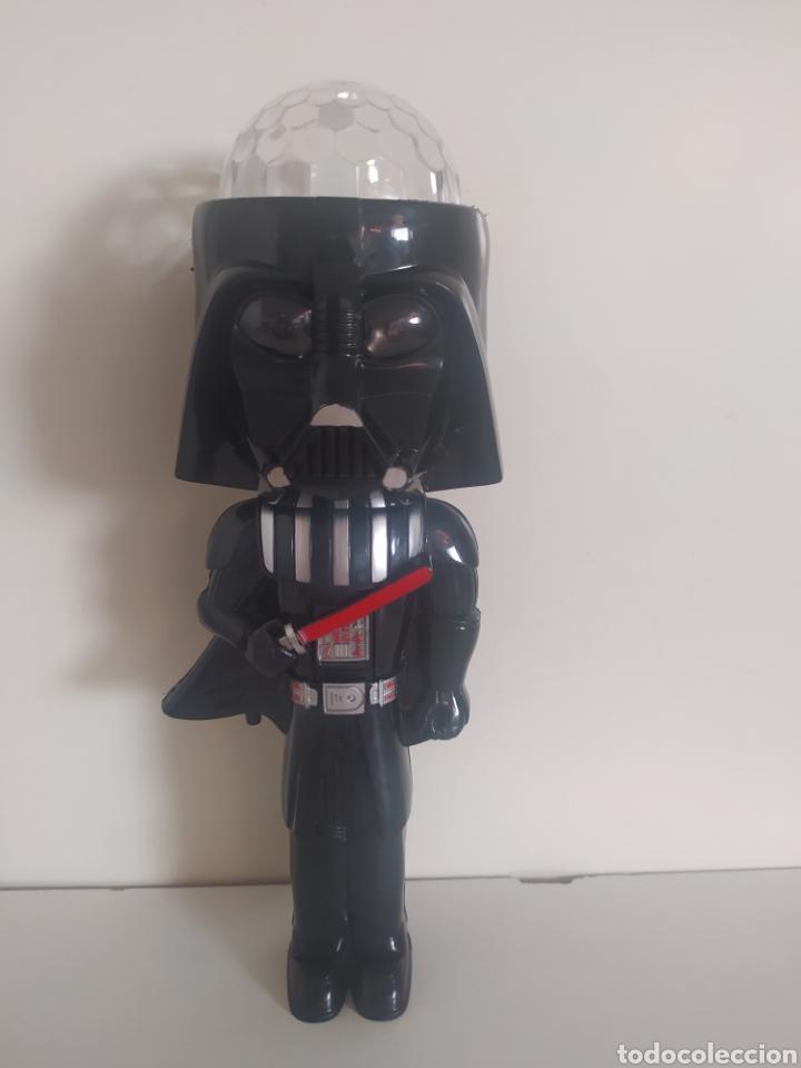 Figuras y Muñecos Star Wars: Muñeco de Star wars Vader - Foto 2 - 267224264