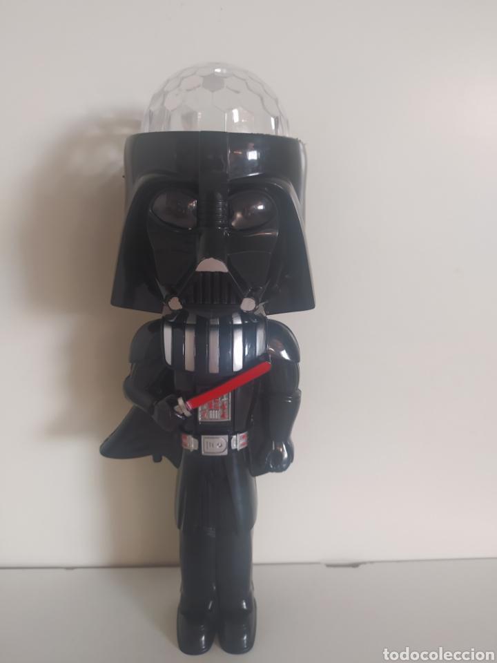 Figuras y Muñecos Star Wars: Muñeco de Star wars Vader - Foto 3 - 267224264