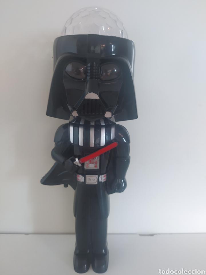 MUÑECO DE STAR WARS VADER (Juguetes - Figuras de Acción - Star Wars)