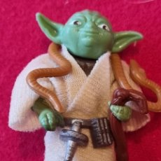 Figuras y Muñecos Star Wars: ANTIGUA FIGURA DE STAR WARS YODA. Lote 267661769