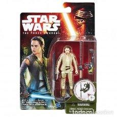 Figuras y Muñecos Star Wars: STAR WARS REY RESSISTANCE OUTFIT HASBRO ESTADO NUEVO. Lote 267865299