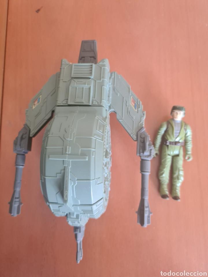 Figuras y Muñecos Star Wars: Star wars vintage endor forrest ranger + commando - Foto 3 - 268616994