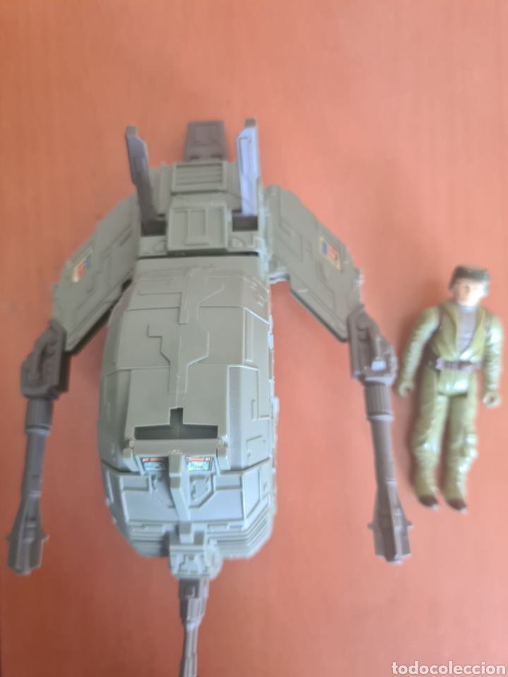 STAR WARS VINTAGE ENDOR FORREST RANGER + COMMANDO (Juguetes - Figuras de Acción - Star Wars)