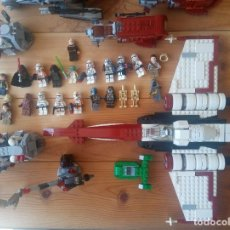 Figures and Dolls Star Wars: LOTE STAR WARS DE LEGO.. Lote 268826849