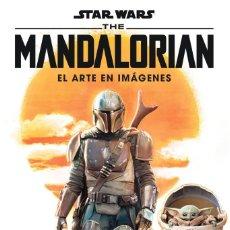 Figuras y Muñecos Star Wars: LIBRO STAR WARS THE MANDALORIAN: EL ARTE EN IMÁGENES - PLANETA CÓMIC. Lote 268849269