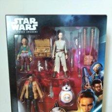 Figuras y Muñecos Star Wars: CAJA FIGURAS STAR WARS THE FORCE AWAKENS TAKODANA HASBRO 2015. Lote 269084113