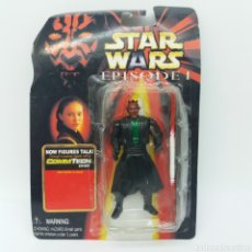 Figuras y Muñecos Star Wars: DARTH MAUL, FIGURA BOOTLEG STAR WARS EPISODIO I, LA AMENAZA FANTASMA. Lote 269134918
