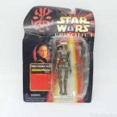 Figuras y Muñecos Star Wars: BATTLE DROID, FIGURA BOOTLEG STAR WARS EPISODIO I, LA AMENAZA FANTASMA. Lote 269135403