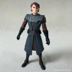 Figuras y Muñecos Star Wars: FIGURA STAR WARS - ANAKIN SKYWALKER - HASBRO - 2008 - 10 CM. Lote 269446128