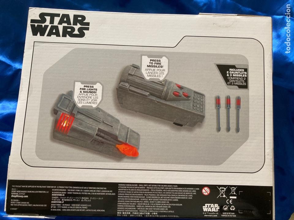 Figuras y Muñecos Star Wars: Star Wars Mandalorian guanteletes Disney Hasbro - Foto 5 - 269624733