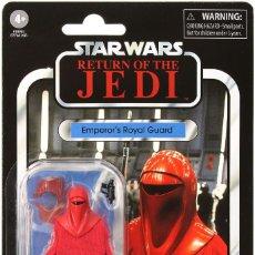 Figuras y Muñecos Star Wars: STAR WARS VINTAGE COLLECTION EMPEROR'S ROYAL GUARD VC105 RE-ISSUE. Lote 269813753