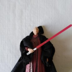 Figuras y Muñecos Star Wars: STAR WARS FIGURA EMPERADOR PALPATINE. Lote 269963483