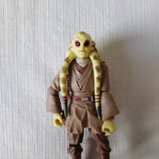 Figuras y Muñecos Star Wars: STAR WARS JEDI KIT FISTO ATAQUE DE LOS CLONES HASBRO. Lote 269965193