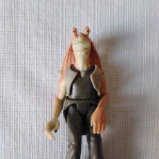 Figuras y Muñecos Star Wars: STAR WARS JAR JAR BINKS ATAQUE DE LOS CLONES HASBRO. Lote 269966263