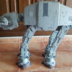 Figuras y Muñecos Star Wars: AT AT LEGACY STAR WARS CON TROOPER Y BIKE. Lote 270861473