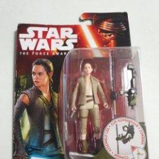 Figuras y Muñecos Star Wars: STAR WARS REY RESISTANCE OUTFIT KENNER ESTADO NUEVO MAS ARTICULOS. Lote 271845978