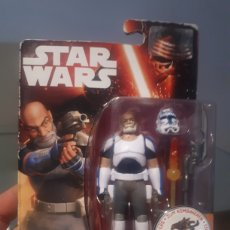 Figuras y Muñecos Star Wars: FIGURA CAPTAIN REX STAR WARS HASBRO. Lote 271898213