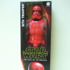 Figuras y Muñecos Star Wars: FIGURA SITH TROOPER 30 CM 12 PULGADAS STAR WARS THE RISE OF SKYWALKER HASBRO STORMTROOPER ROJO RED. Lote 271983593