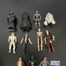 Figuras y Muñecos Star Wars: LOTE DE FIGURAS DE STAR WARS. Lote 274181553
