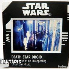 Figuras y Muñecos Star Wars: STAR WARS DIAPOSITIVA FREEZE FRAME DEATH STAR DROID (1998). Lote 274582363