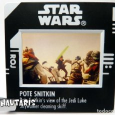 Figuras y Muñecos Star Wars: STAR WARS DIAPOSITIVA FREEZE FRAME POTE SNITKIN (1998). Lote 274583063