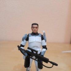 Figuras y Muñecos Star Wars: STAR WARS HASBRO COMMANDER WOLFFE TVC. Lote 274648403