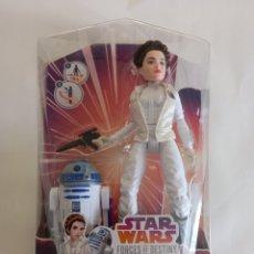 Figuras y Muñecos Star Wars: PRINCESA LEIA Y R2-D2 - 28CM MUÑECA - STAR WARS - ULISESS37. Lote 275310213