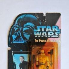 Figuras y Muñecos Star Wars: STAR WARS VINTAGE THE POWER OF THE FORCE POTF ANTIGUO BLISTER FIGURA STORMTROOPER RAREZA BOOTLEG. Lote 276559308