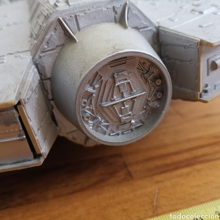 Figuras y Muñecos Star Wars: Nave maqueta de plástico de Star Wars. El Halcón Milenario. - Foto 6 - 276912428