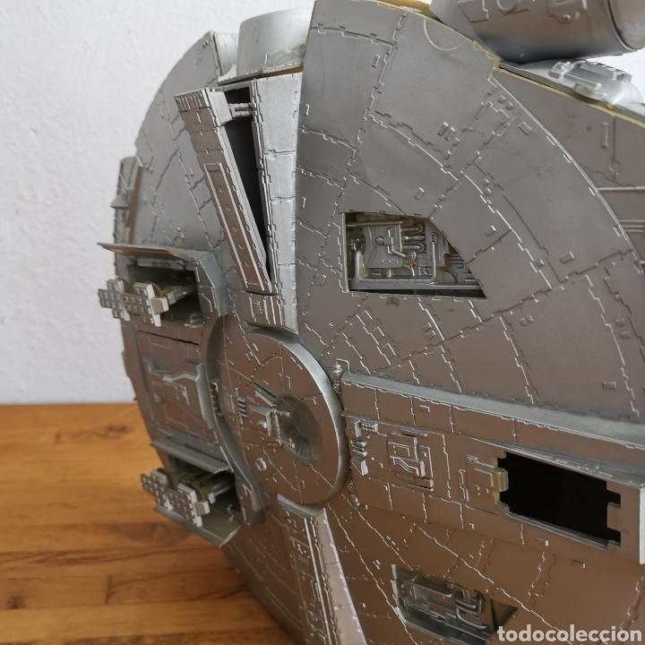 Figuras y Muñecos Star Wars: Nave maqueta de plástico de Star Wars. El Halcón Milenario. - Foto 13 - 276912428