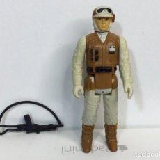 Figuras y Muñecos Star Wars: STAR WARS FIGURA LA GUERRA DE LAS GALAXIAS KENNER POCH PBP ORIGINAL AÑOS 80 Nº17. Lote 276919383