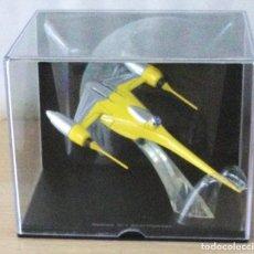 Figuras y Muñecos Star Wars: STAR WARS. NAVE NABOO N-1 STARFIGHTER. PLOMO. NUEVA. Lote 277084423