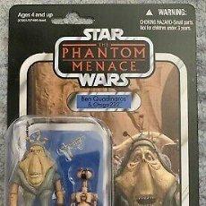 Figuras y Muñecos Star Wars: STAR WARS BEN QUADINAROS Y OTOGA 222 VINTAGE THE COLLECTION VC81. Lote 277088153