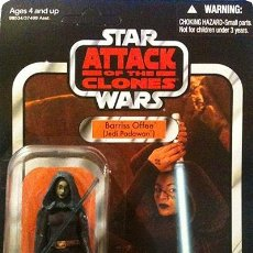Figuras y Muñecos Star Wars: STAR WARS VINTAGE THE COLLECTION BARRISS OFFEE VC51. Lote 277089143