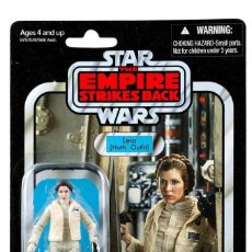 Figuras y Muñecos Star Wars: STAR WARS VINTAGE THE COLLECTION LEIA HOTH OUTFIT VC 02. Lote 277090228