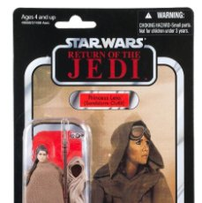 Figuras y Muñecos Star Wars: STAR WARS VINTAGE THE COLLECTION PRINCESS LEIA (SANDSTORM OUTFIT) VC 88. Lote 277091343