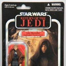 Figuras y Muñecos Star Wars: STAR WARS VINTAGE THE COLLECTION LUKE SKYWALKER (LIGHTSABER CONSTRUCTION) VC 87. Lote 277094038