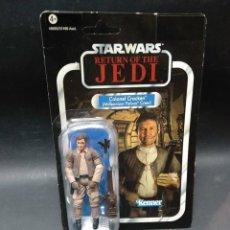 Figuras y Muñecos Star Wars: STAR WARS VINTAGE THE COLLECTION COLONEL CRACKEN (MILLENNIUM FALCON CREW) VC 90. Lote 277095848