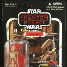 Figuras y Muñecos Star Wars: STAR WARS VINTAGE THE COLLECTION BATTLE DROID VC 78. Lote 277097348